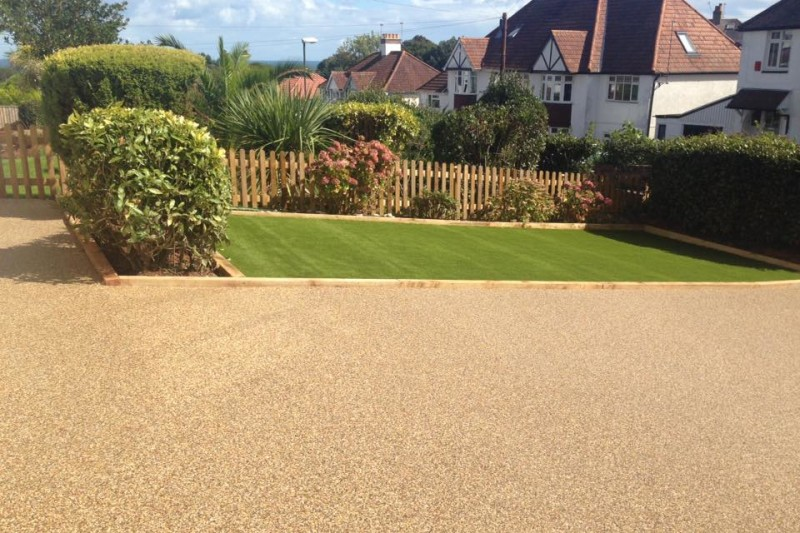 Resin Drive / Astro Lawn  in Paignton