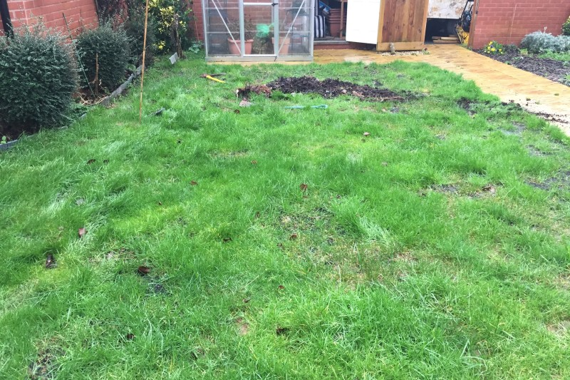 Back Garden Transformation  in Exeter