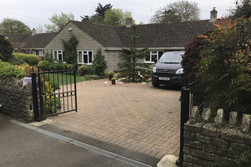 Resin Driveway Transformation in Somerton