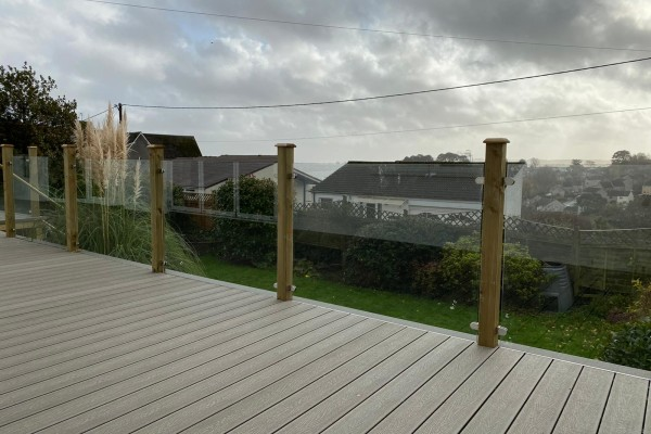 Decking Project - Saltash