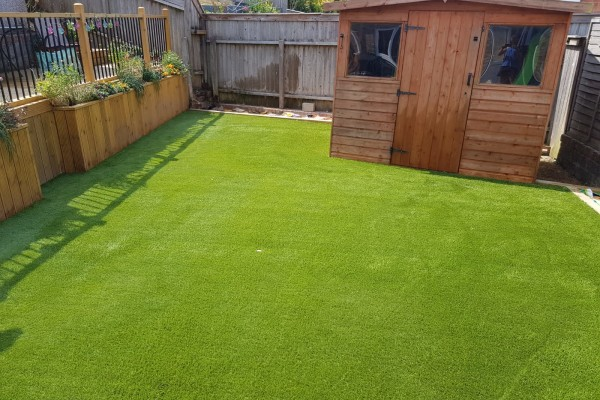 Artificial Grass Project - Plymouth