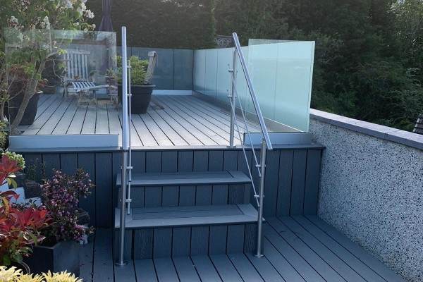 Decking Project -- Plymouth