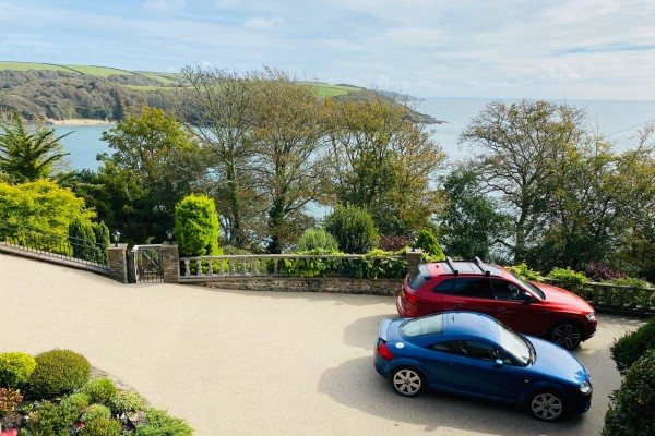 Resin Driveways Project - Salcombe