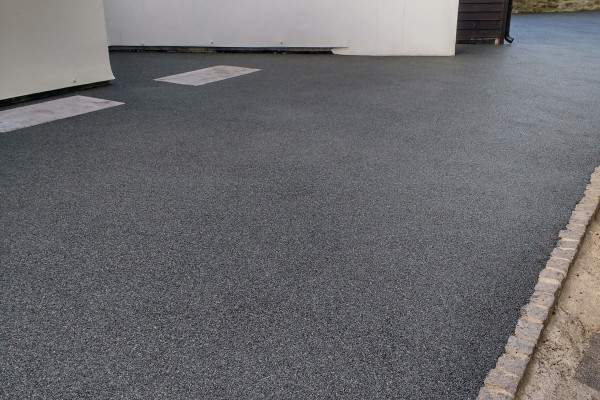 Resin Driveway Project - East Portlemouth