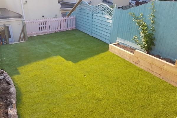 Artificial Grass Project - Torquay