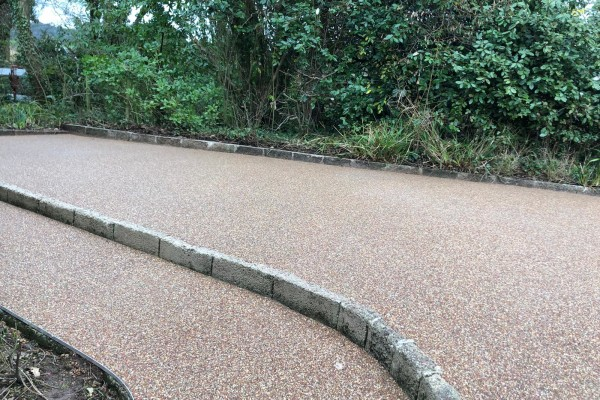 Resin Pathways Project - Axminster