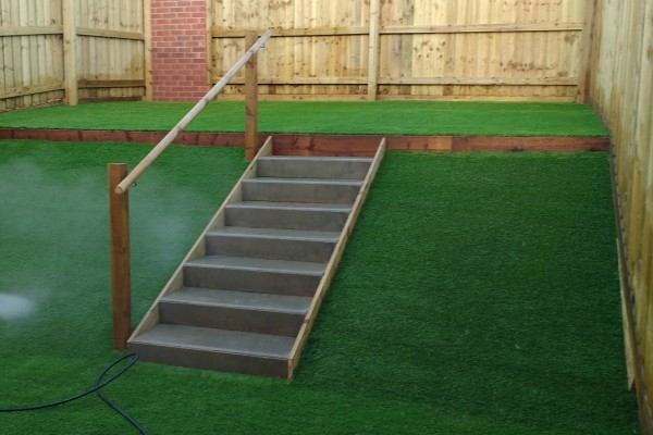 Artificial Grass Project - Newquay