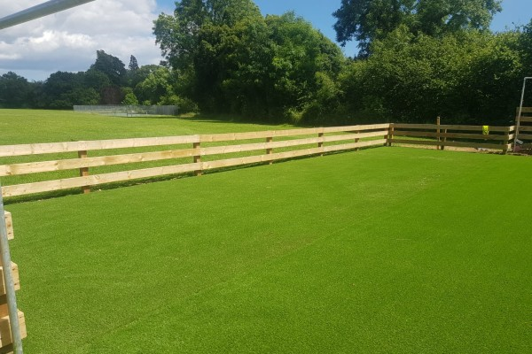 Artificial Grass Project / Football Pitch - Totnes