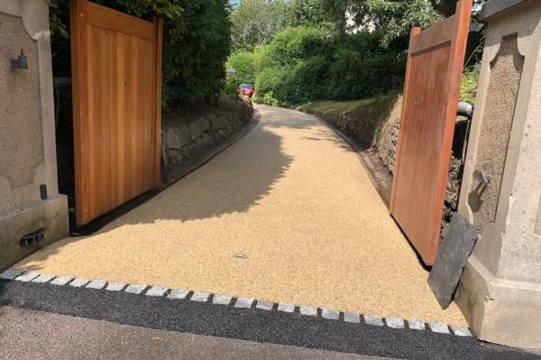 Driveways Project - Devon