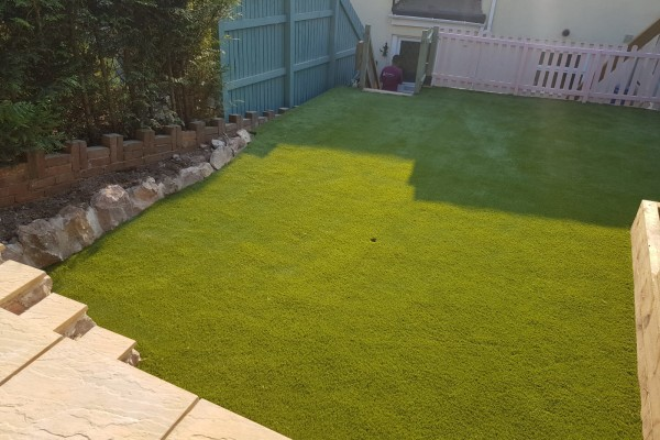 Artificial Grass Project - Torquay