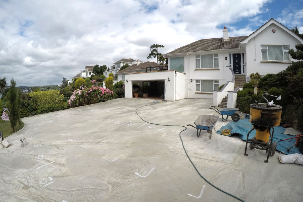 Concrete Driveways Project - Torquay