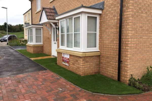 Artificial Grass Project - Devon