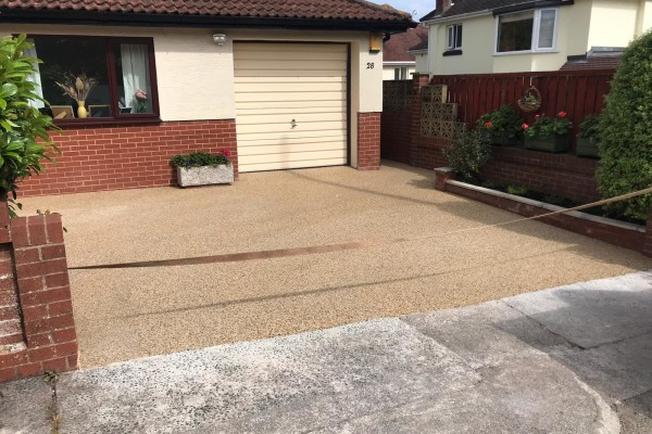 Resin Driveways Project - Paignton