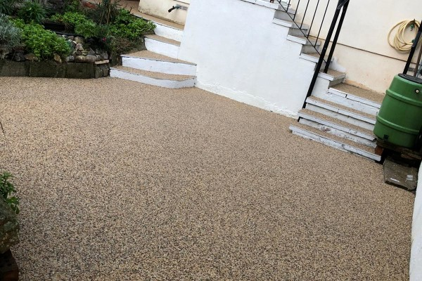 Resin Driveways Project - Teignmouth