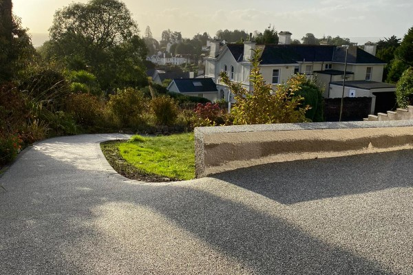Resin Pathway Project - Torquay