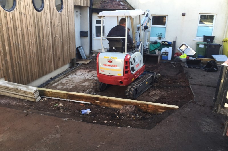 Front Drive Resin Transformation  in Teignmouth