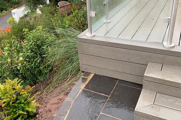 Decking Project - Dawlish