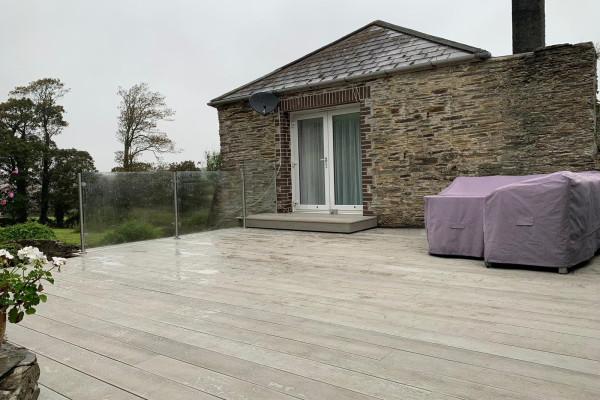 Millboard Decking Project - Devon