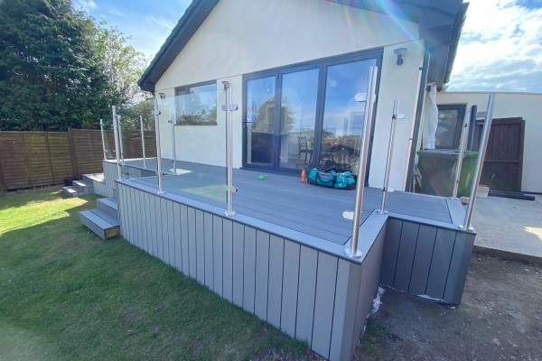 Decking Project - Seaton