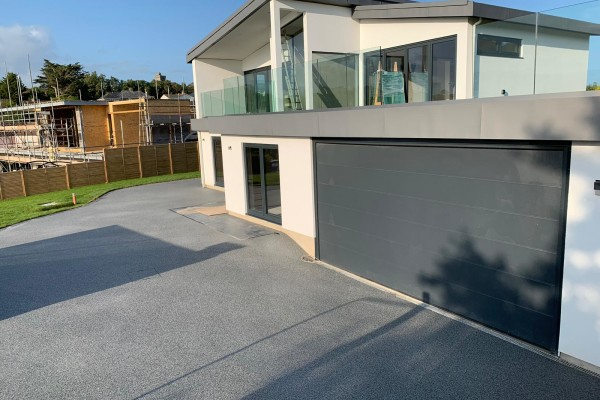 Resin Driveways Project - Kingsbridge
