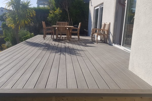 Decking Project - Cornwall