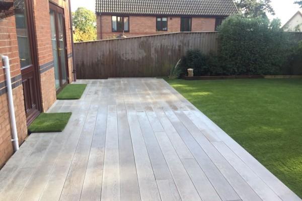 Decking Project - Devon