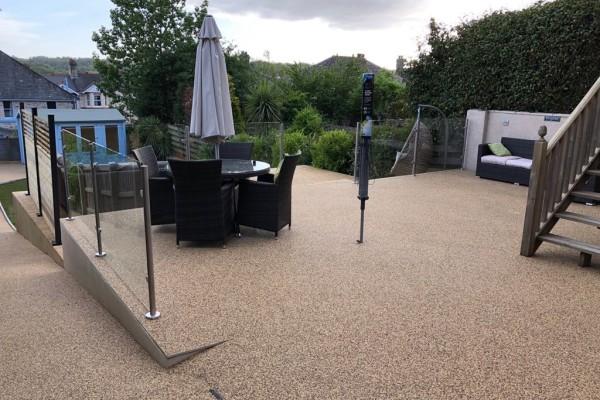 Resin Garden Project  - Newton Abbot
