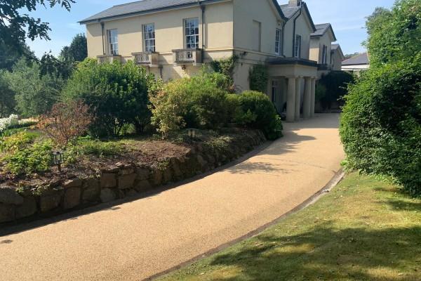 Resin Driveway Project - Torquay