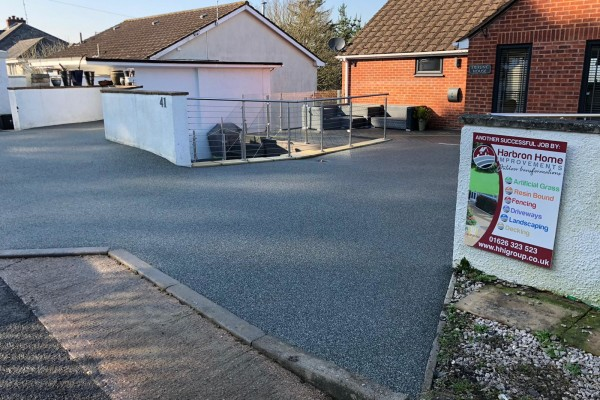Resin Driveway Project - Exeter