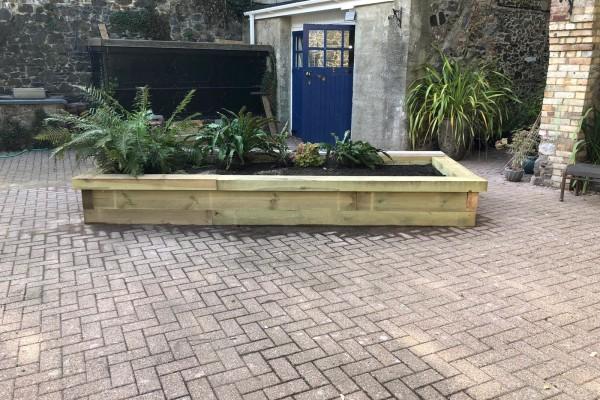 Landscaping Project - Devon
