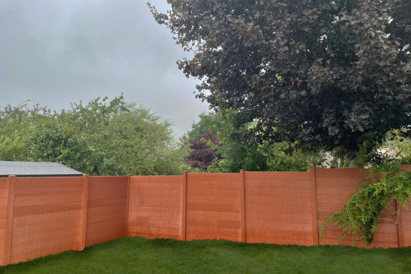 Composite Fencing Project - South Petherton