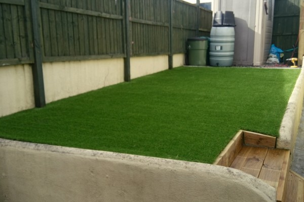 Artificial Grass Project -  Lee mill