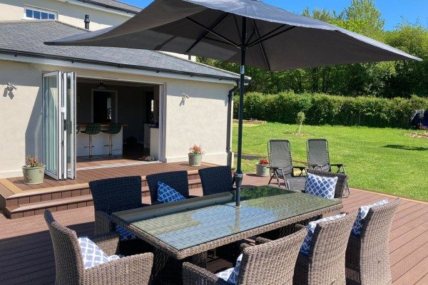Decking Project - Holsworthy
