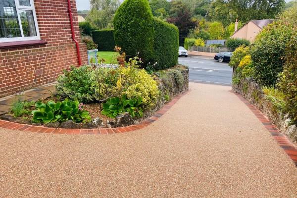 Resin Driveways Project - Newton Abbot