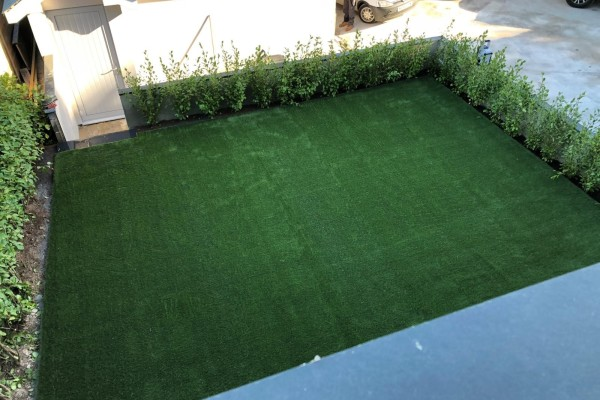 Artificial Grass Project - Petherton