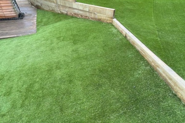 Artificial Grass Project - Exmouth