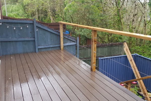 Decking Project - Plymouth