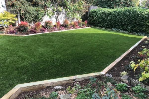 Artificial Grass Project - Somerton