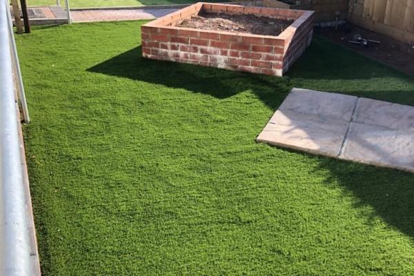 Artificial Grass Project - Yelverton