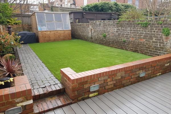 Artificial Grass Project - Totnes
