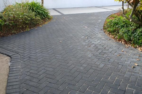 Driveway Project - Devon
