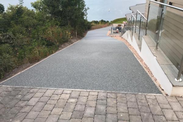 Resin Driveways Project - Torquay