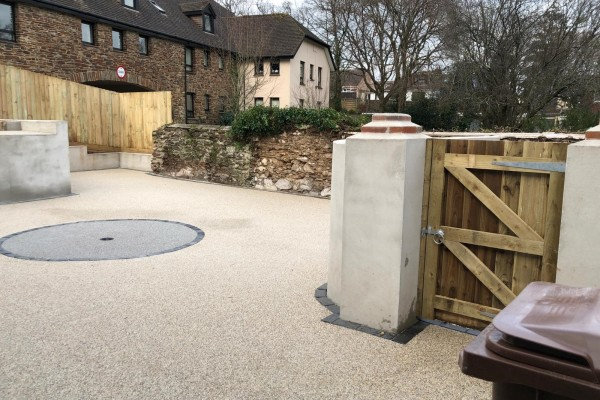 Resin Garden and Landscaping Project - Totnes