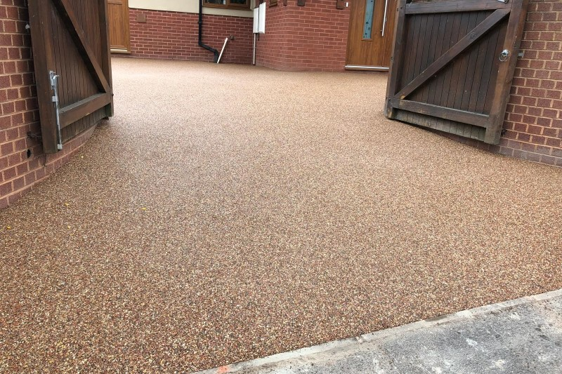 Resin Driveway Transformation  in Exeter