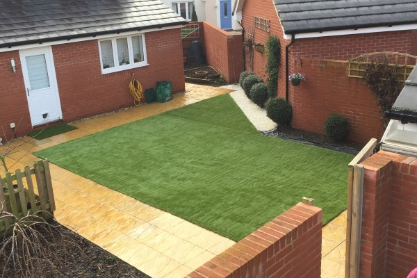 Artificial Grass Project - Exeter