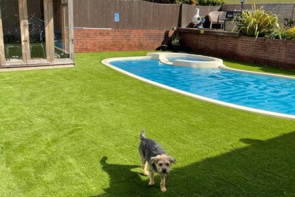 Artificial Grass Project - Brixham