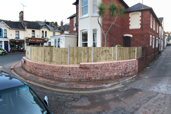Fencing Project - Devon