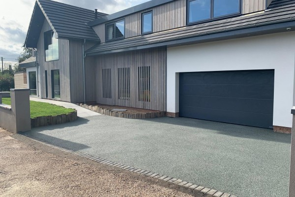 Resin Driveways Project - Exeter